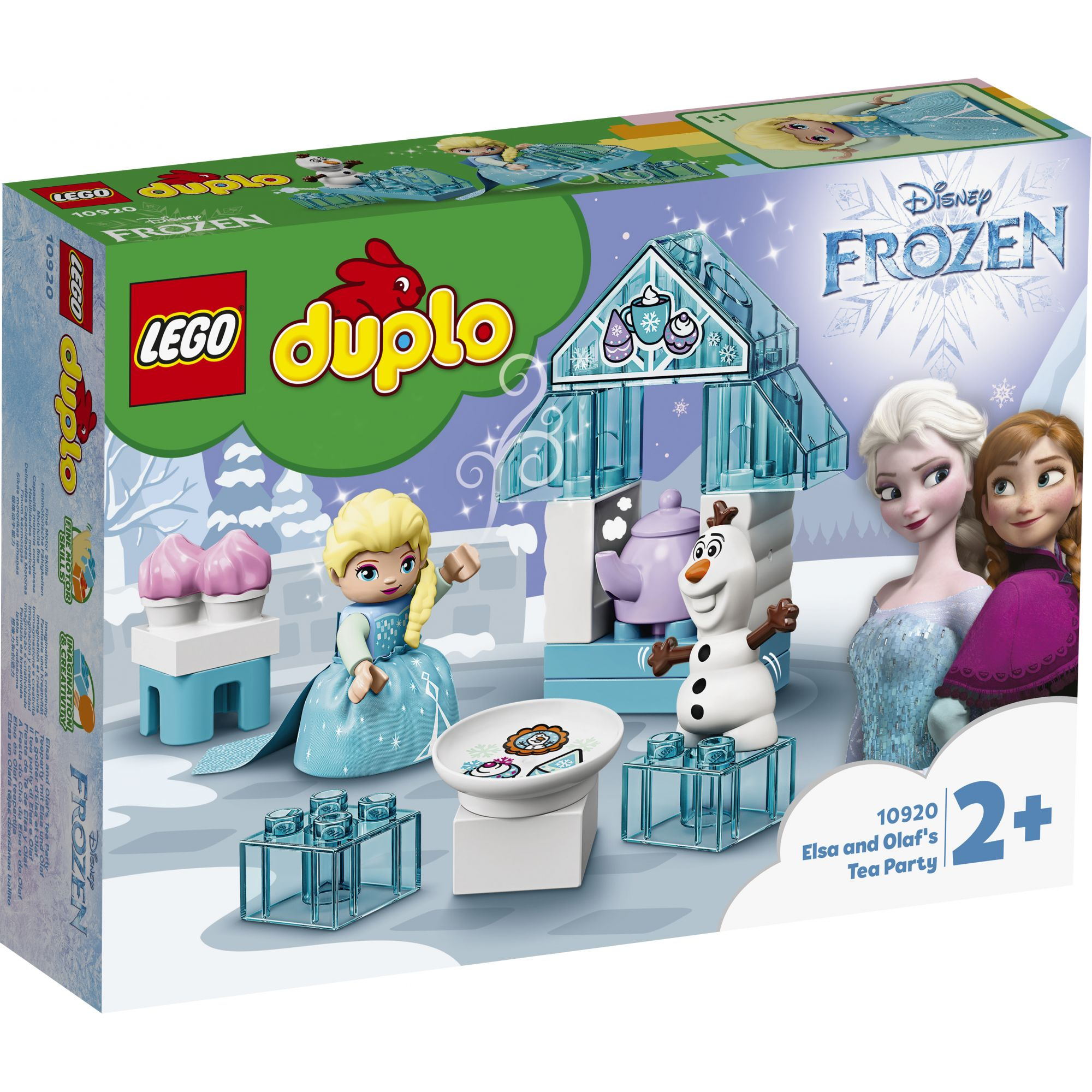 LEGO DUPLO Il tea party di Elsa e Olaf - 10920 LEGO DUPLO