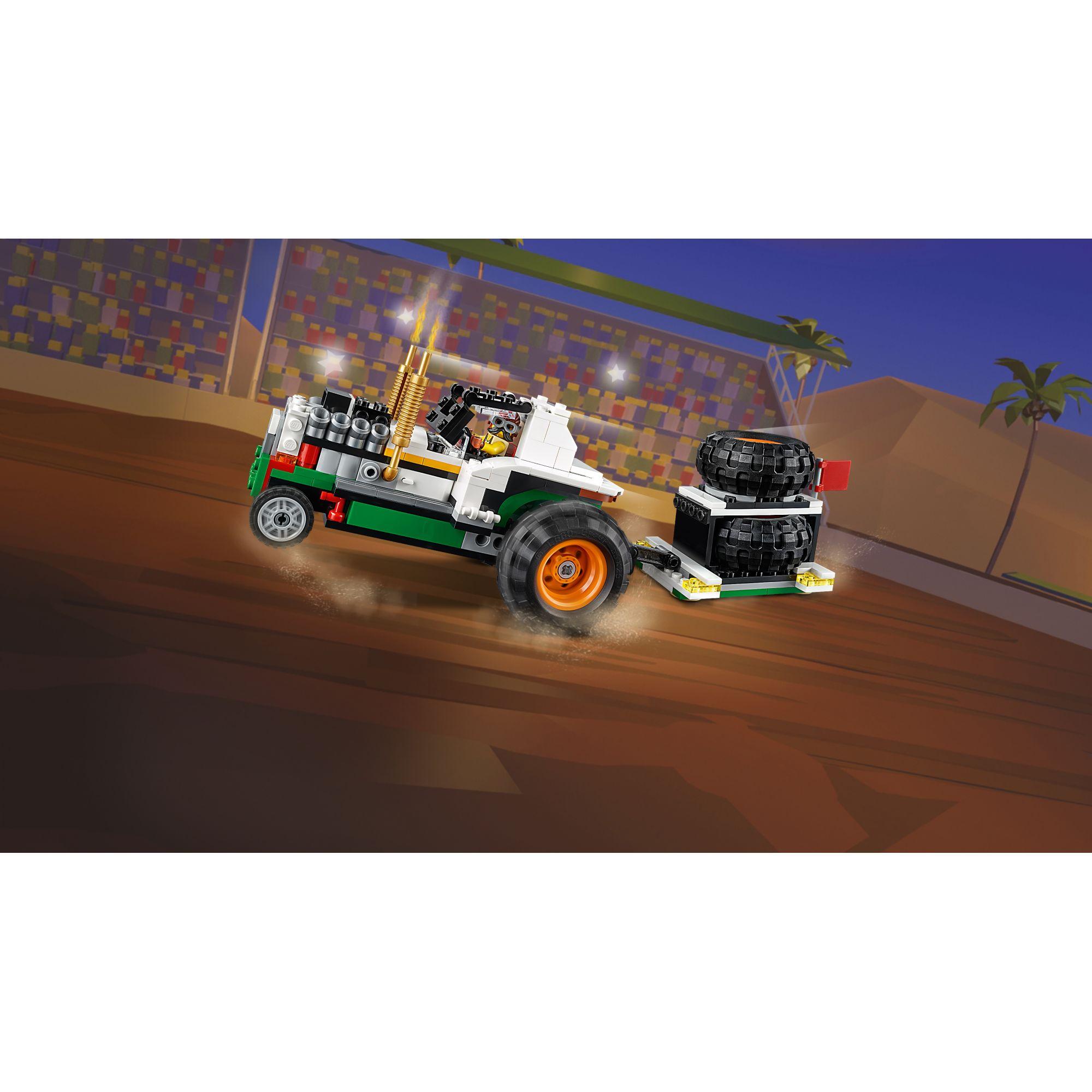 LEGO Creator Monster Truck degli Hamburger - 31104    LEGO CREATOR