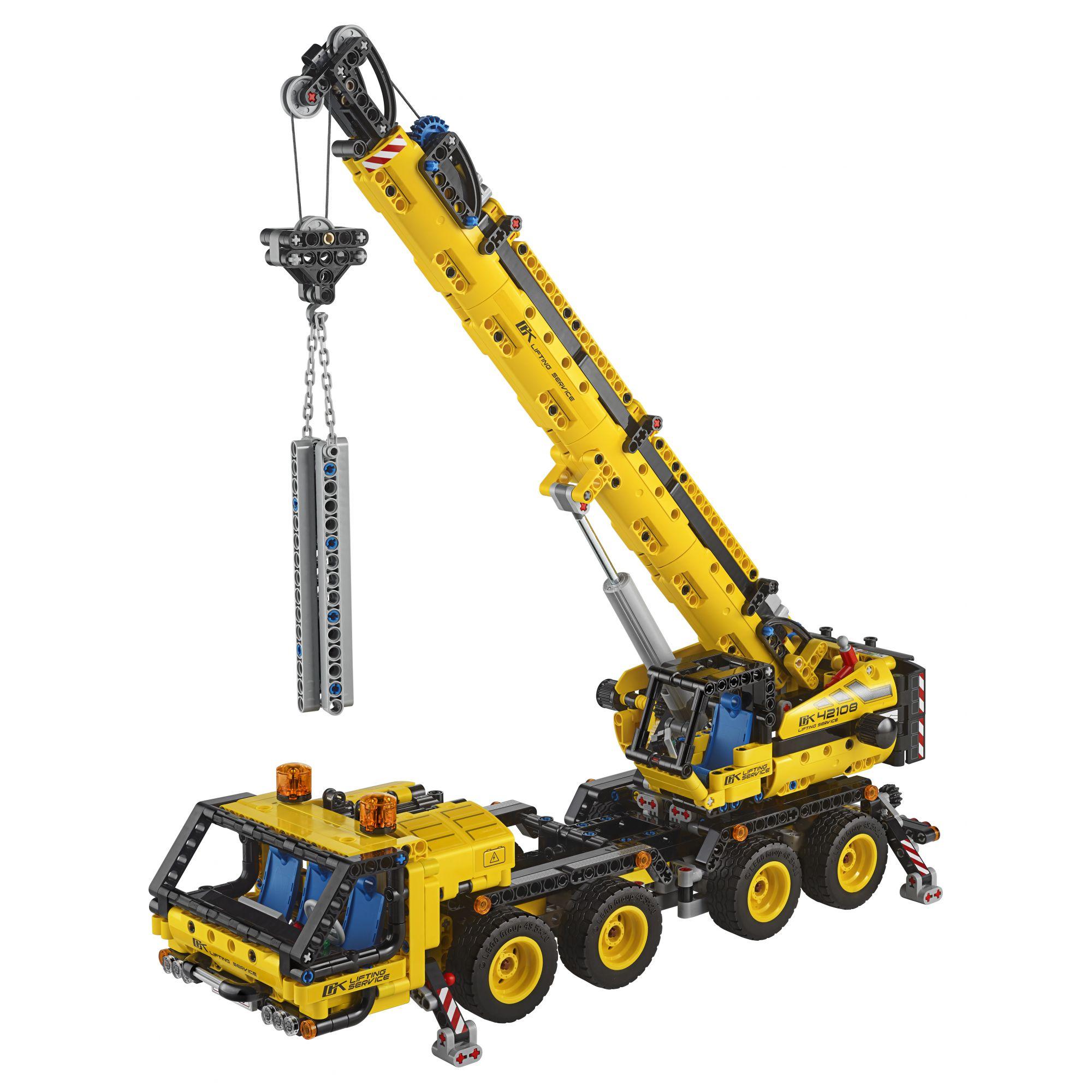 LEGO TECHNIC  - Gru mobile - 42108    LEGO TECHNIC