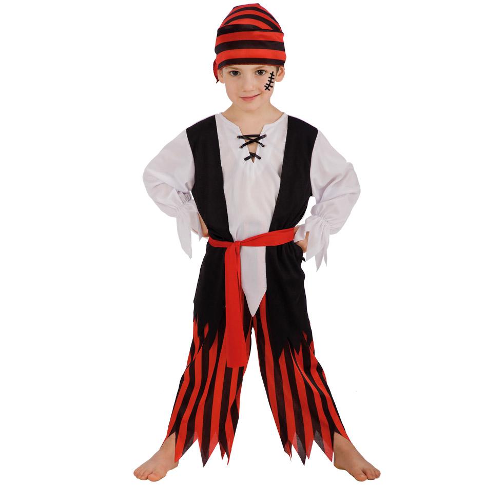 Carnival Toys Costume Corsaro 4/5 anni