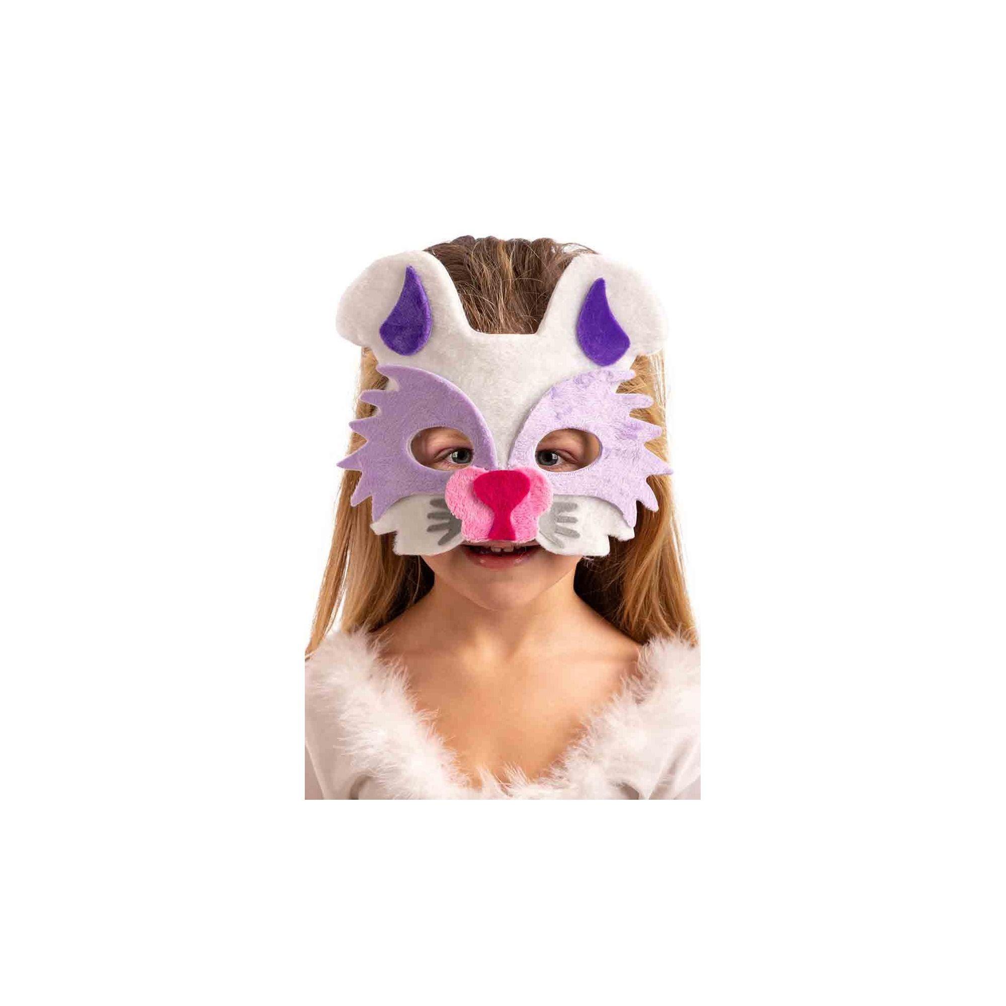 Carnival Toys Maschera Coniglietto Vellutino