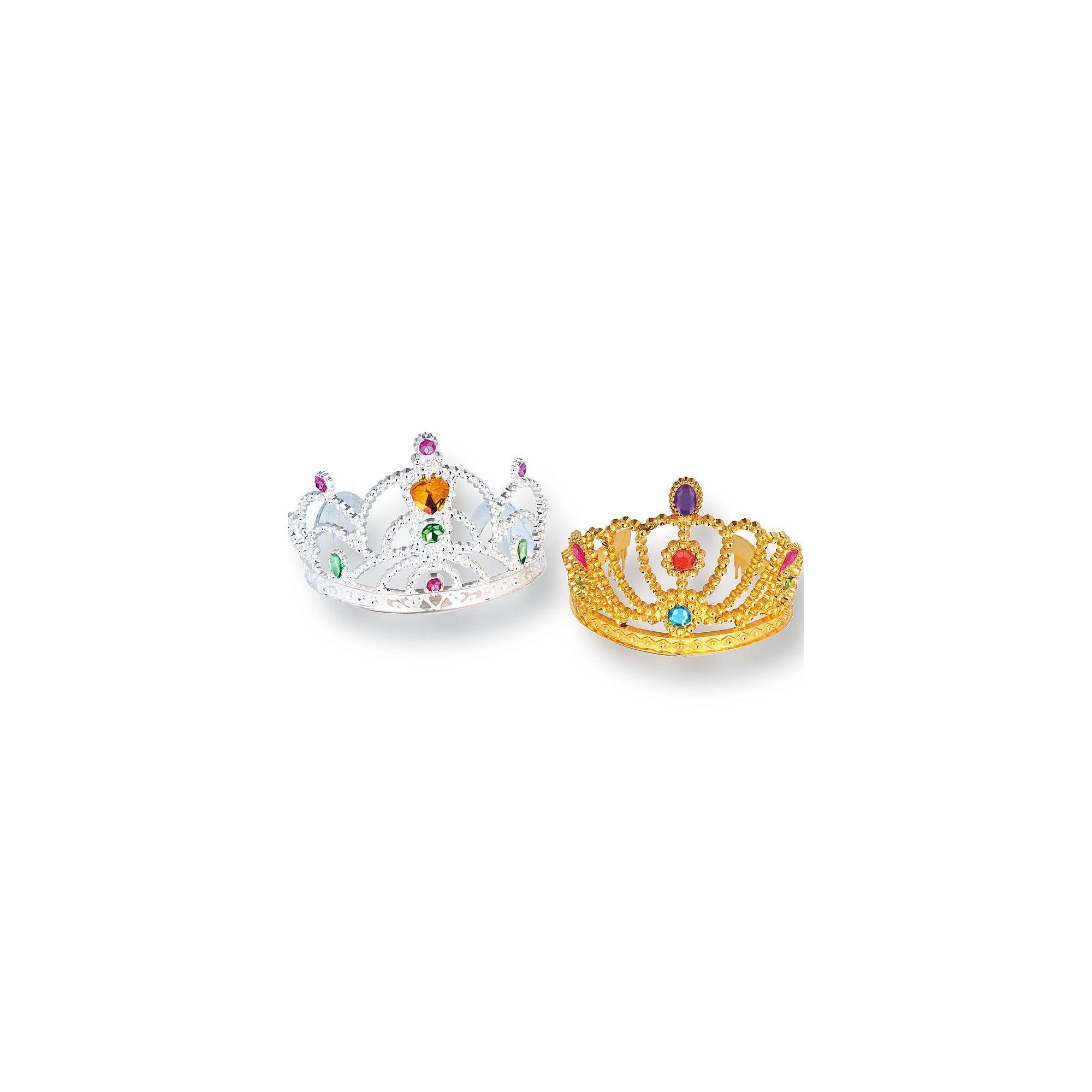 Carnival Toys Corona Oro E Argento