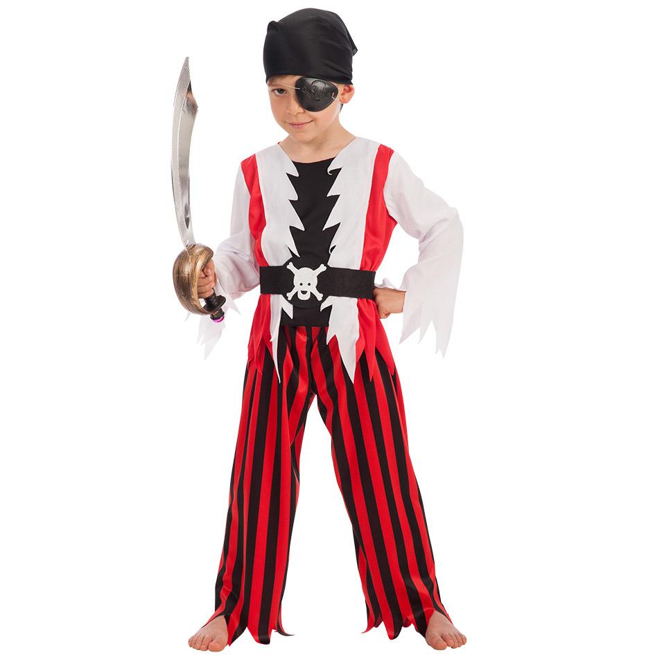 Carnival Toys Costume Pirata