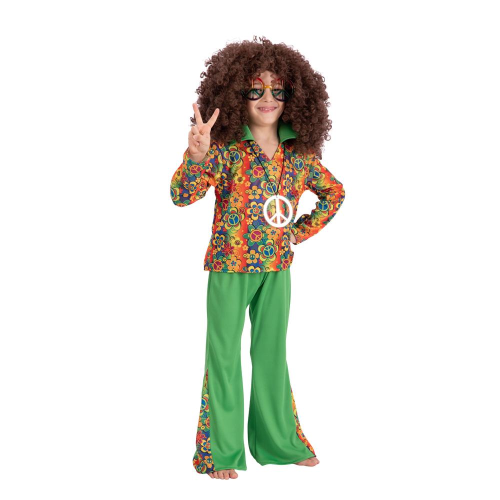 Carnival Toys Costume Anni 70 Boy 6-7 anni