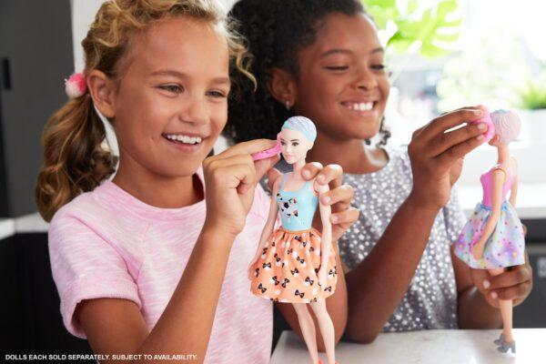 Barbie Color Reveal Bambole Look a Sorpresa wave 1