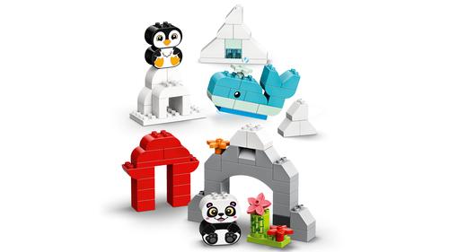 DUPLO  LEGO DUPLO Animali creativi - 10934