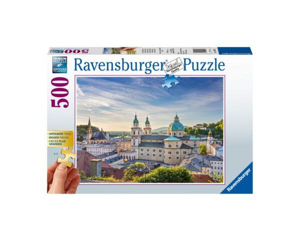 Ravensburger Puzzle 500 Pezzi - Salisburgo / Austria