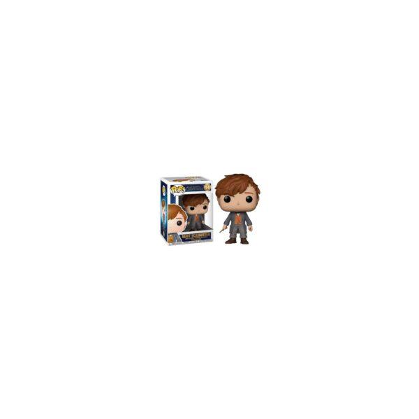 FUNKO POP Movies: Animali Fantastici 2 - Newt (con possibile Chase)