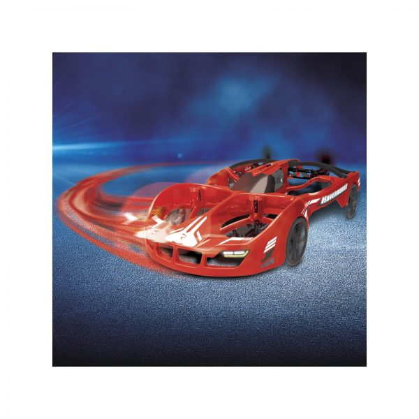 MCR  AUTO VOLANTE R/C FLYING CAR