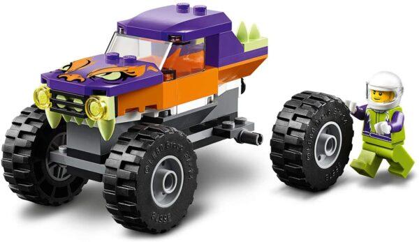 LEGO CITY   LEGO City Monster Truck - 60251