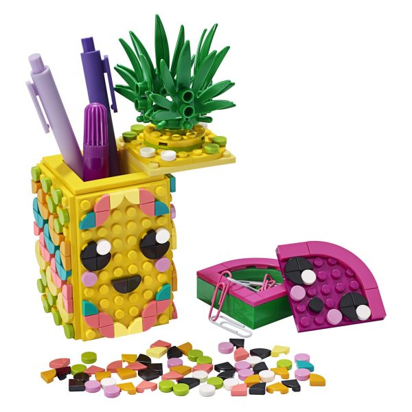 LEGO DOTS Ananas Portapenne - 41906    DOTS