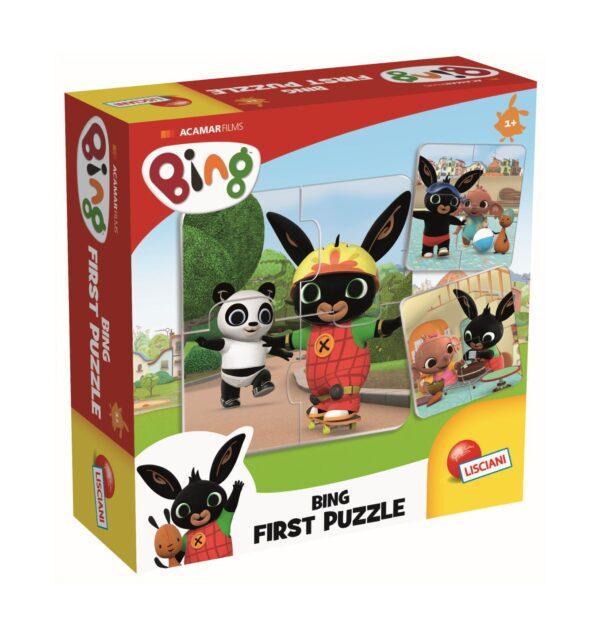 LISCIANI - BING  GAMES - BING PUZZLE