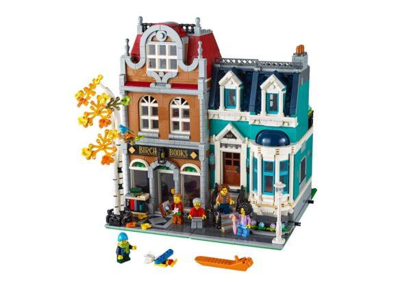 LEGO Creator Expert Libreria - 10270    Creator Expert