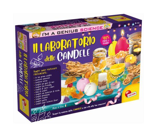 LISCIANI - I'M A GENIUS IL LABORATORIO DELLE CANDELE