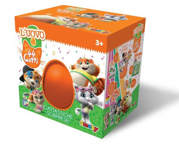L'uovo di 44 Gatti Simba Toys
