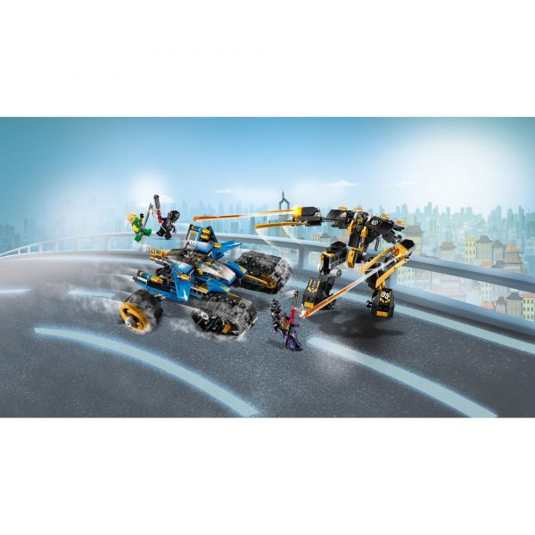 Ninjago   LEGO NINJAGO Cingolato del tuono - 71699