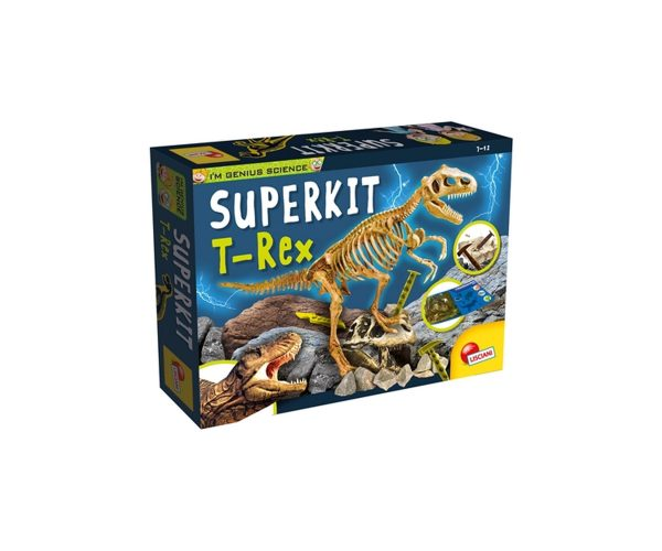 LISCIANI - I'M A GENIUS SUPER KIT T-REX