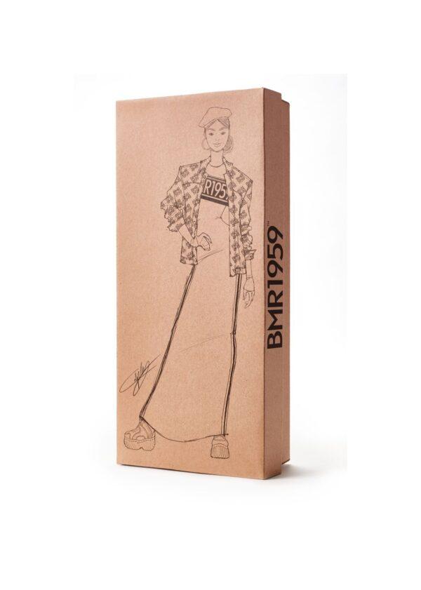 Barbie   Barbie BMR1959 Bambola Snodata con Abito Fluorescente