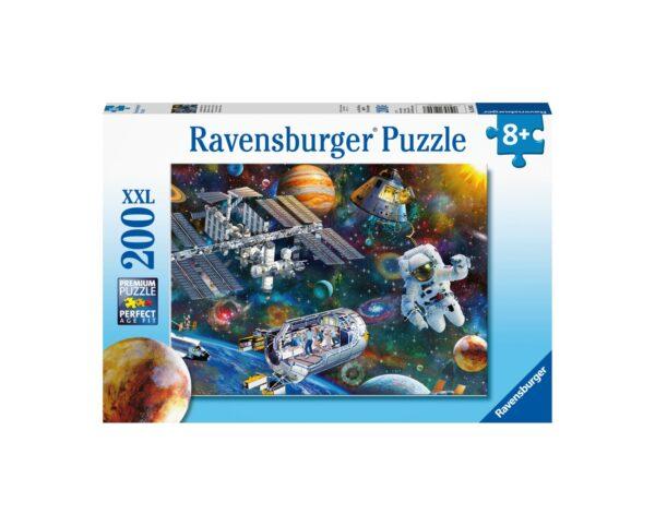 Ravensburger Puzzle 200 Pezzi XXL - Esplorazione cosmica