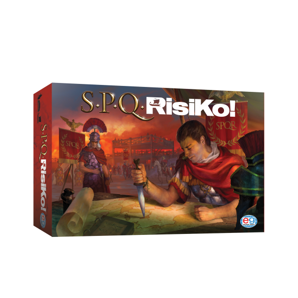 Spin Master S. P. Q. Risiko