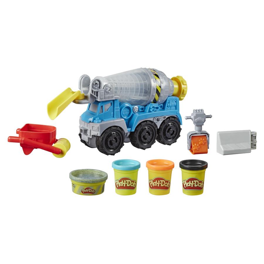 Play-doh - autocarro betoniera -