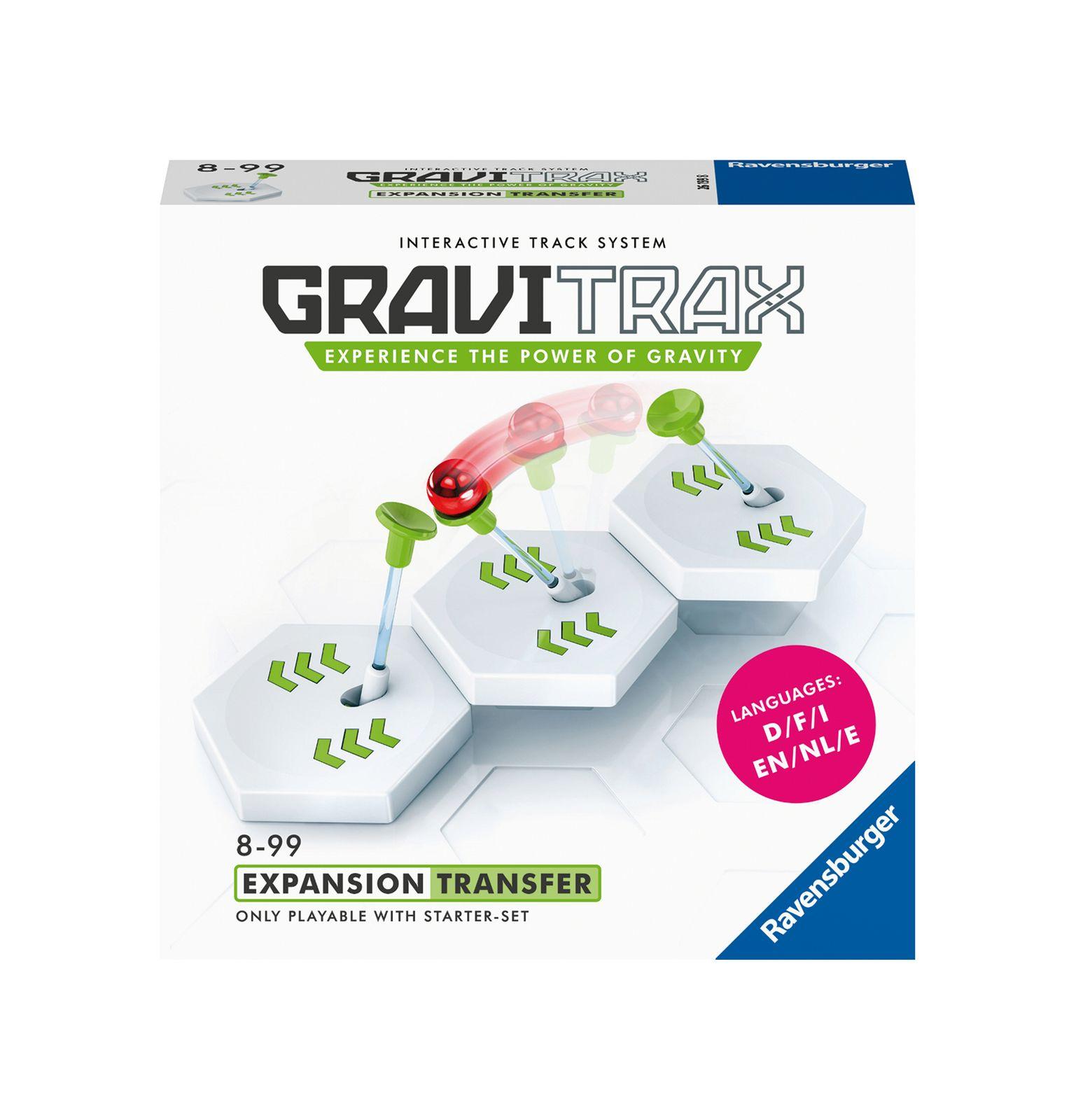 Ravensburger gravitrax - transfer -