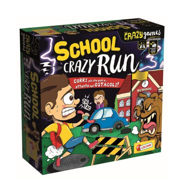LISCIANI - CRAZY GAMES SCHOOL CRAZY RUN