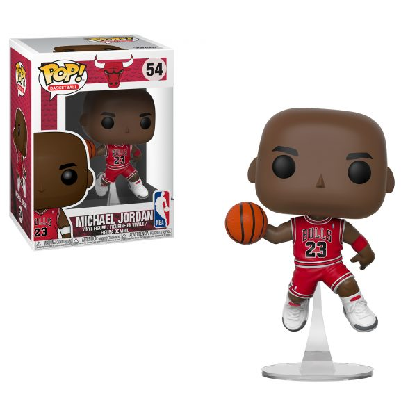 FUNKO POP NBA: Chicago Bulls - Michael Jordan