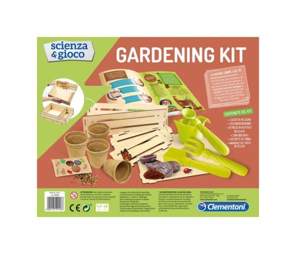 Clementoni - 19153 - Gardening Kit