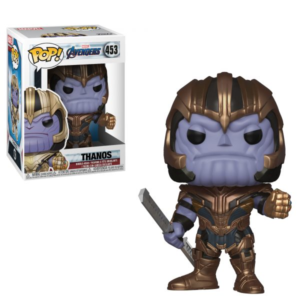 FUNKO POP Marvel: Avengers Endgame - Thanos