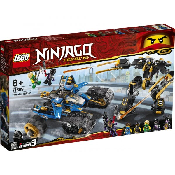 LEGO NINJAGO Cingolato del tuono - 71699 Ninjago