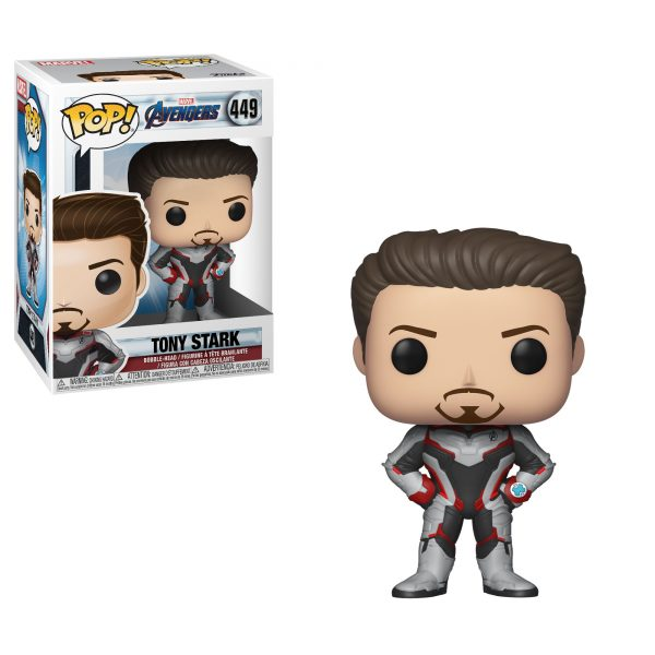 FUNKO POP Marvel: Avengers: Endgame -  Iron Man (TS)