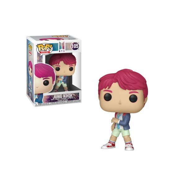 FUNKO POP Rocks: BTS - Jungkook