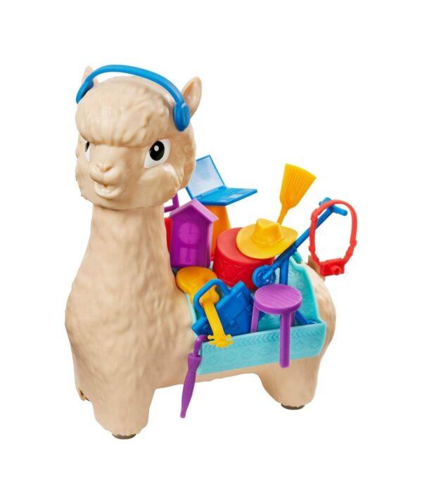 Mattel Games Lapo L'Alpaca Gioco da Tavolo    MATTEL GAMES