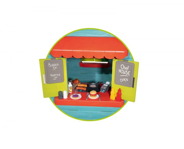 SMOBY SMOBY CHEF HOUSE