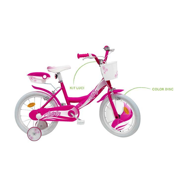 Bicicletta 14 pollici - SUN&SPORT