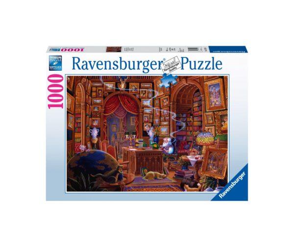 Ravensburger Puzzle 1000 Pezzi - Galleria di Apprendimento