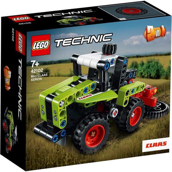 LEGO Technic Mini CLAAS XERION - 42102    LEGO TECHNIC, TECHNIC