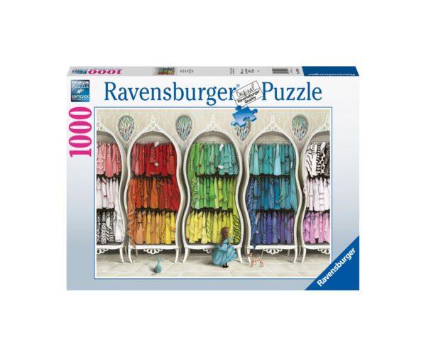 Ravensburger Puzzle 1000 Pezzi - Fashionista