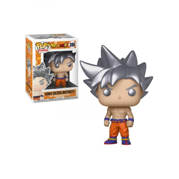 FUNKO Pop Animation: Dragonball S - Goku (Ultra Instinct Form)