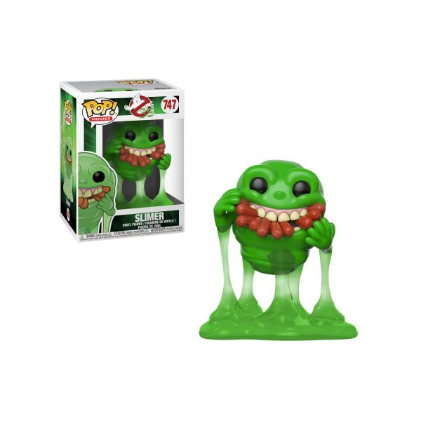 FUNKO POP Movies: Ghostbusters - Slimer con Hot Dogs