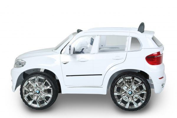 ROLLPLAY BMW X5 6V BIANCA