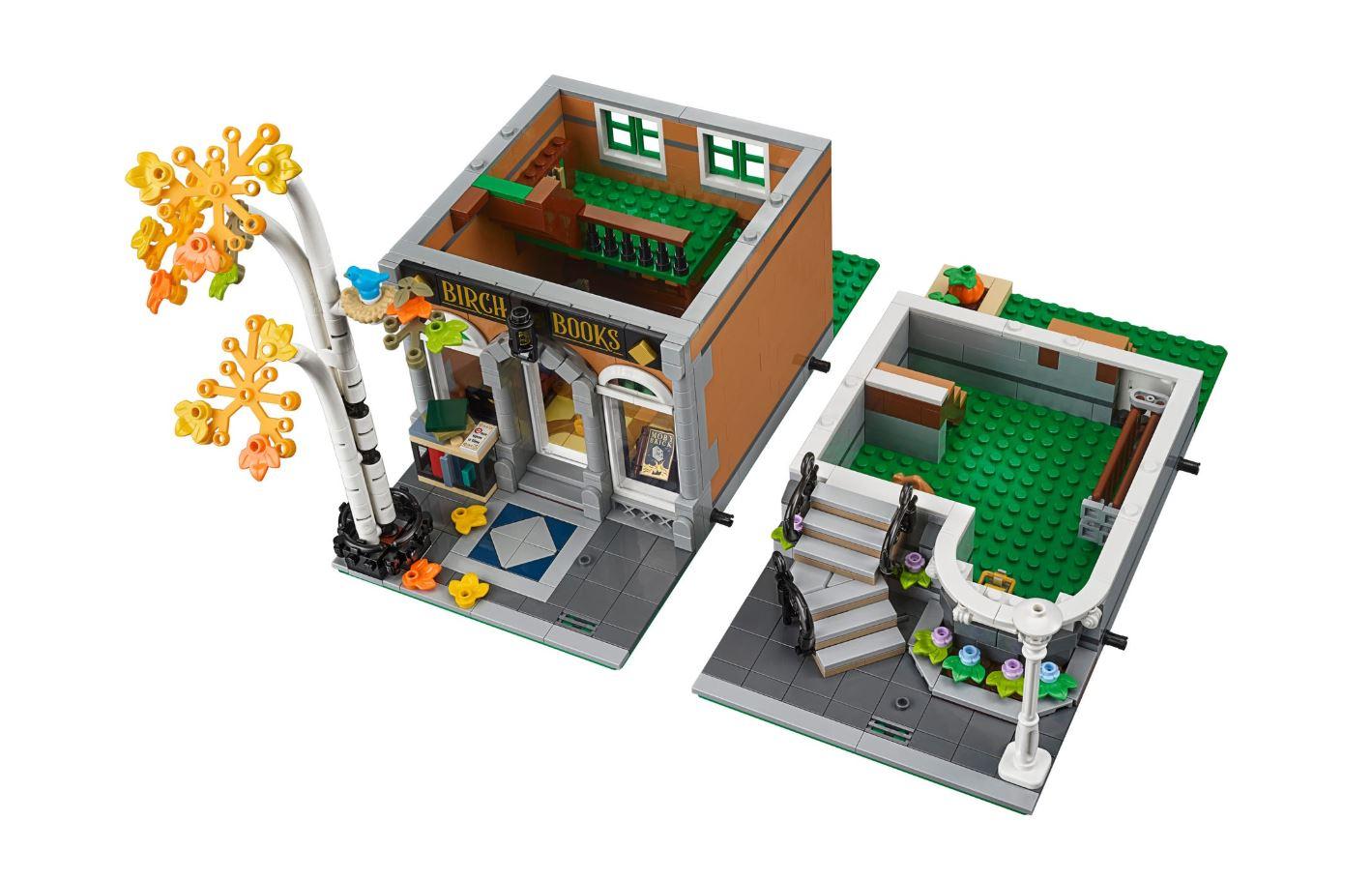 Lego creator expert libreria - 10270 - Creator Expert, LEGO CREATOR EXPERT