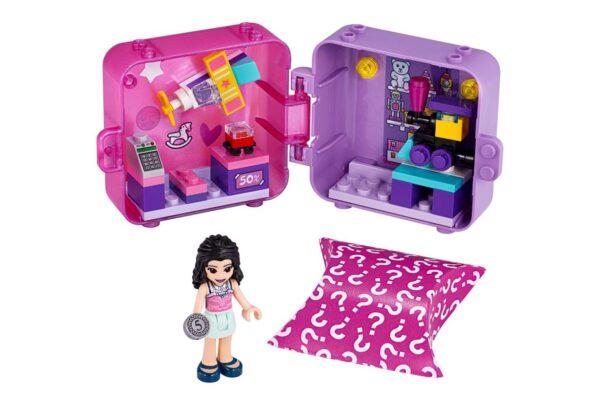 Friends  LEGO Friends Il Cubo dello shopping di Emma - 41409