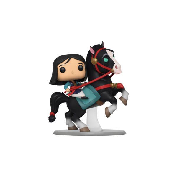 FUNKO POP Rides: Mulan - Mulan su cavallo Khan