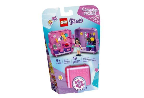 LEGO Friends Il Cubo dello shopping di Emma - 41409 Friends
