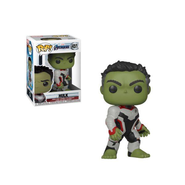 FUNKO POP Marvel: Avengers: Endgame - Hulk (TS)