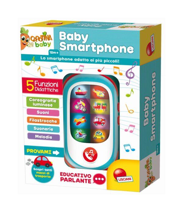 LISCIANI - CAROTINA BABY SMARTPHONE
