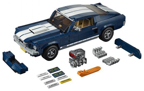 LEGO Creator Ford Mustang - 10265    Creator