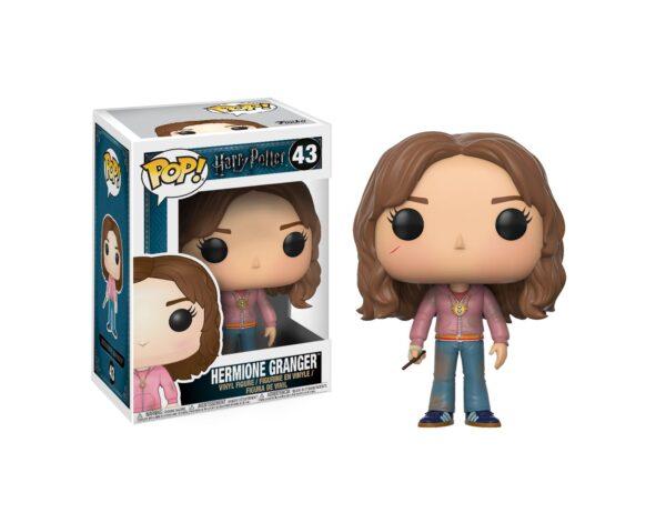 FUNKO POP Harry Potter: Harry Potter - Hermione con Giratempo